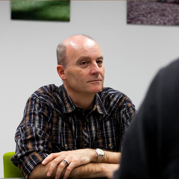 Daniel Faessler: Strategie für NPO